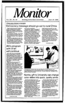 Monitor Newsletter June 19, 1989
