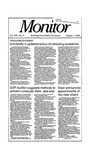 Monitor Newsletter August 07, 1989