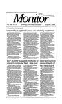 Monitor Newsletter August 07, 1989