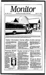Monitor Newsletter August 14, 1989