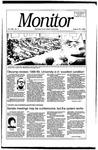 Monitor Newsletter August 28, 1989