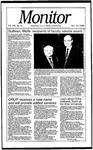 Monitor Newsletter November 20, 1989