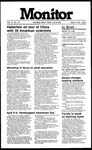 Monitor Newsletter March 28, 1983