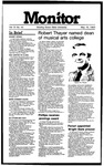 Monitor Newsletter May 16, 1983