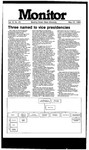 Monitor Newsletter May 23, 1983