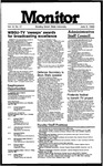 Monitor Newsletter June 6, 1983