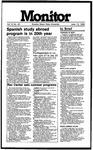 Monitor Newsletter June 13, 1983