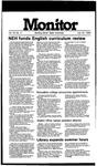 Monitor Newsletter July 25, 1983