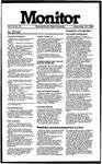 Monitor Newsletter December 19, 1983