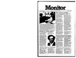 Monitor Newsletter April 09, 1984