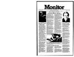 Monitor Newsletter April 16, 1984