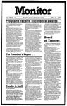 Monitor Newsletter May 21, 1984