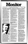 Monitor Newsletter June 11, 1984