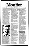 Monitor Newsletter June 11, 1984