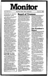 Monitor Newsletter July 23, 1984