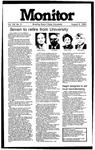 Monitor Newsletter August 08, 1984