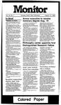 Monitor Newsletter August 13, 1984