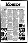 Monitor Newsletter January 14, 1985