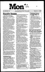 Monitor Newsletter March 11, 1985
