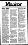 Monitor Newsletter May 13, 1985