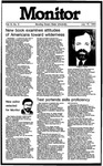 Monitor Newsletter July 15, 1985