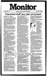 Monitor Newsletter July 22, 1985
