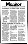 Monitor Newsletter August 05, 1985