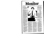 Monitor Newsletter December 16, 1985