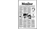 Monitor Newsletter March 17, 1986