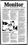 Monitor Newsletter May 19, 1986