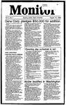 Monitor Newsletter August 18, 1986