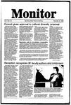 Monitor Newsletter December 08, 1986