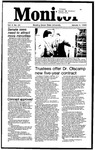 Monitor Newsletter January 05, 1987