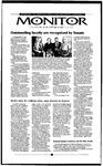 Monitor Newsletter April 08, 2002