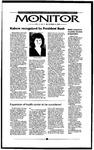 Monitor Newsletter October 14, 2002