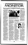 Monitor Newsletter April 21, 2003
