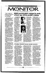 Monitor Newsletter April 28, 2003
