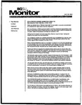 Monitor Newsletter July 28, 2003