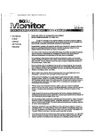Monitor Newsletter August 04, 2003