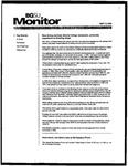 Monitor Newsletter September 02, 2003