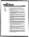 Monitor Newsletter September 08, 2003