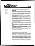 Monitor Newsletter September 15, 2003