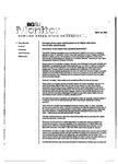 Monitor Newsletter September 22, 2003