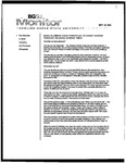 Monitor Newsletter September 29, 2003