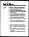 Monitor Newsletter October 13, 2003
