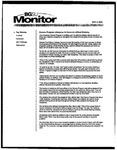 Monitor Newsletter November 03, 2003
