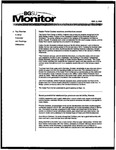 Monitor Newsletter December 08, 2003