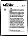 Monitor Newsletter January 26, 2004