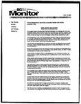Monitor Newsletter February 16, 2004