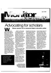 Monitor Newsletter Monthly, April 2004